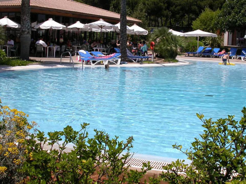 Club Colonia Sant Jordi, Pool Blau Colonia Sant Jordi Resort & Spa
