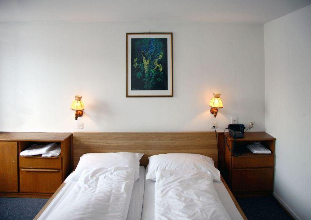 bild bettwanzenlarven unter dem bett zu hotel krone limmatquai in z rich. Black Bedroom Furniture Sets. Home Design Ideas