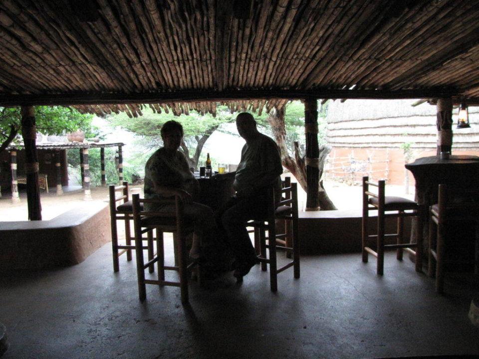 Verdienter Cocktail Hotel Protea Shakaland