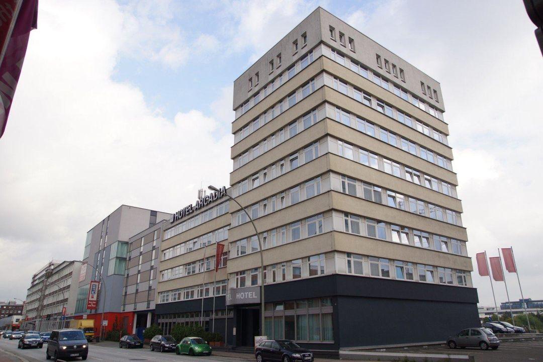 Hotel Hamburg Novum Belmondo