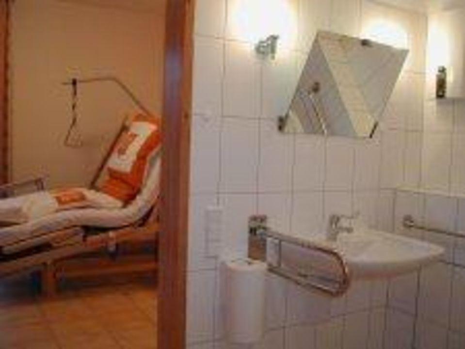 Einige Zimmer mit Pflegebett Ferienparadies Seebeck