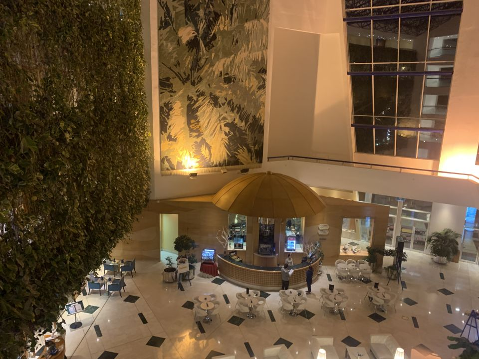 Lobby Mercure Hotel Grand Jebel Hafeet