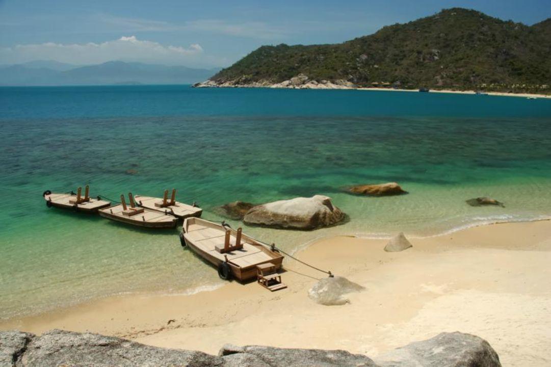 Bucht Hotel Six Senses Ninh Van Bay