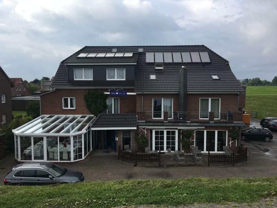 Außenansicht NordseeResort Hotel Arche Noah (Wangerland