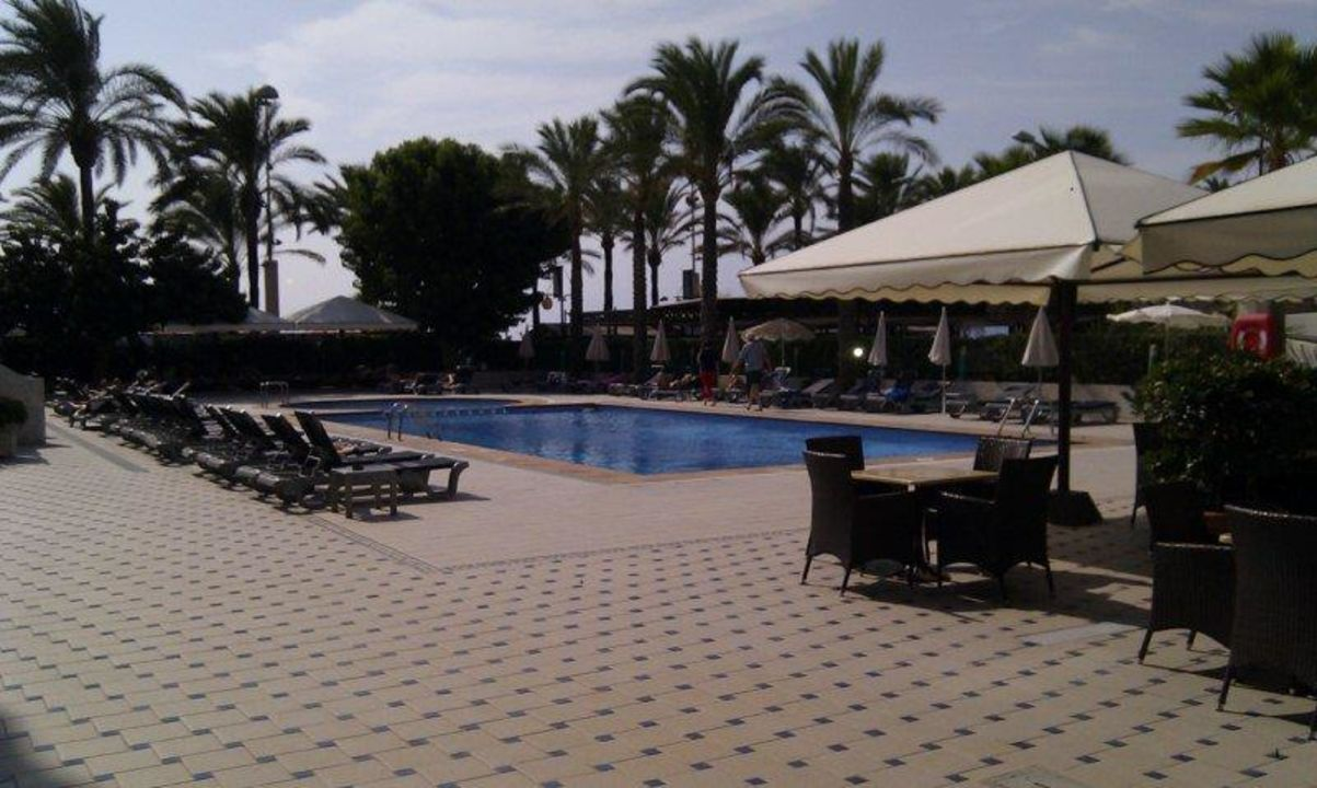 Pool Hotel Playa Golf