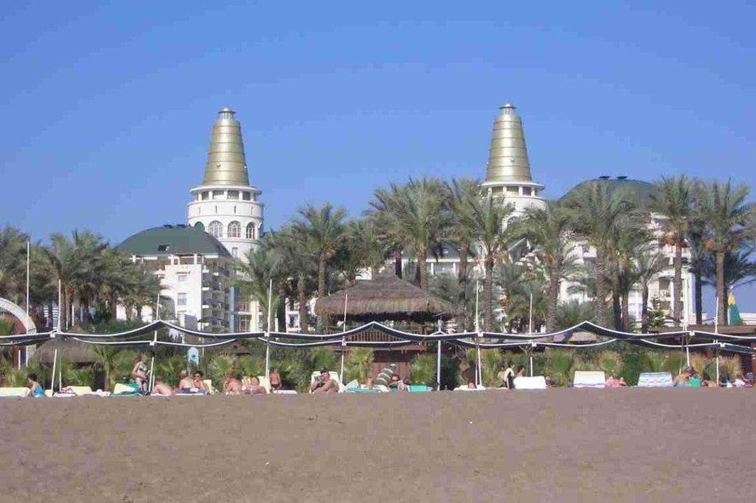Hotel-Strand Hotel Delphin Diva