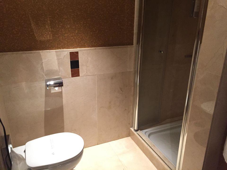 Badezimmer - Wc und Dusche\