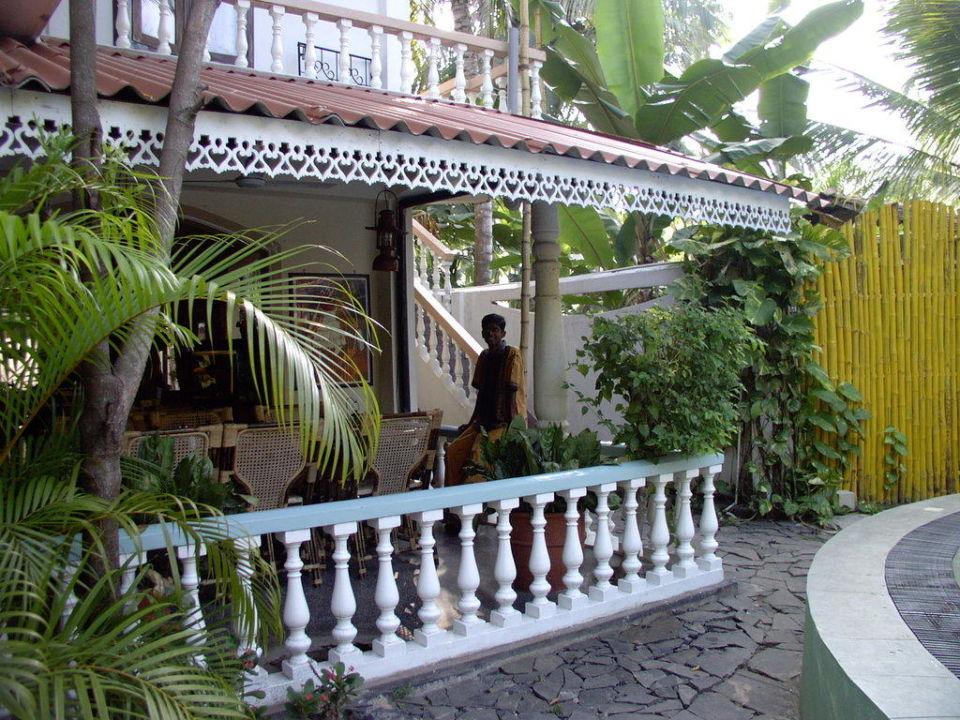 Restaurant  Hotel Flower Garden
