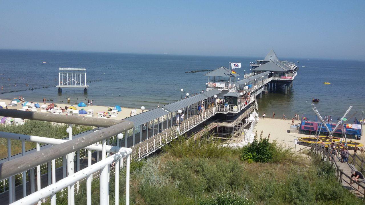 Böick zur Ostsee Ferienwohnungen Kaiservillen - Ferienwohnungen Seebrücke