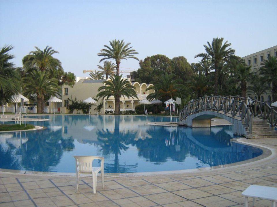 Pool Marhaba Resort
