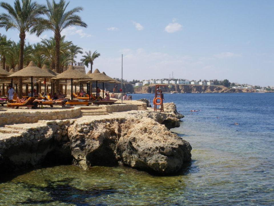 Hotel Eigener Strand The Grand Hotel Sharm El Sheikh Hadabat Umm