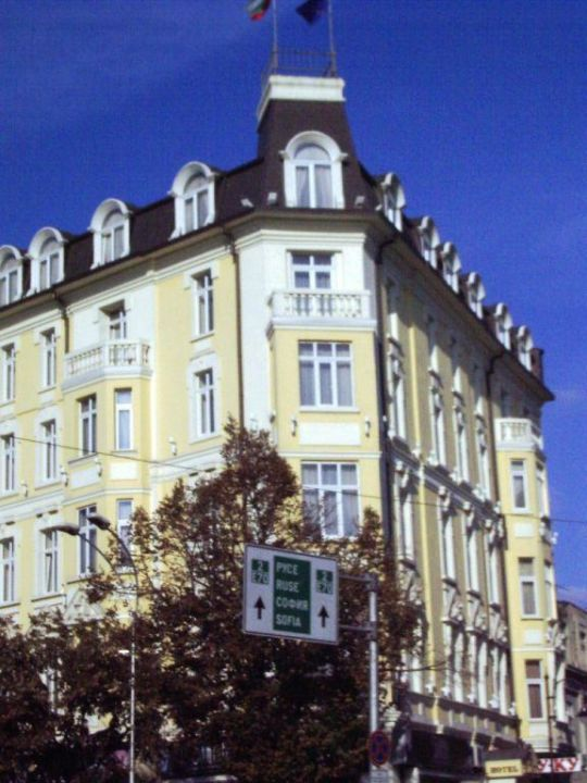 Hotel Boutique Splendid Varna PlanexSunny