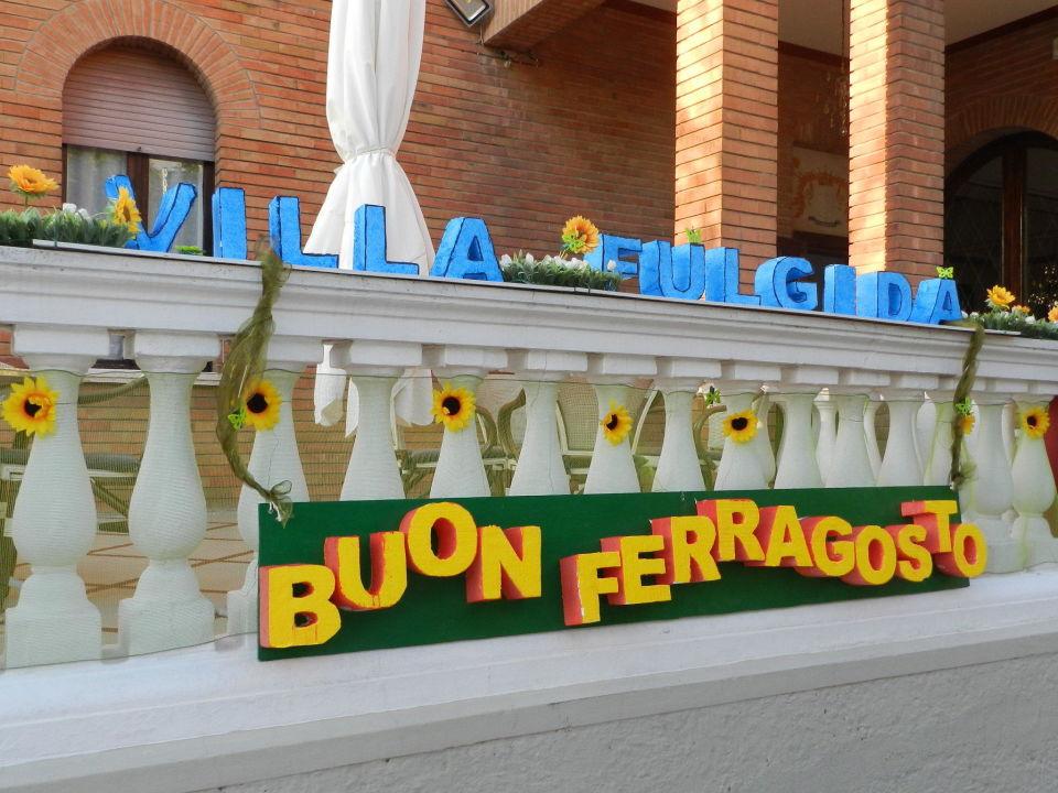 Ferragosto Hotel Villa Fulgida