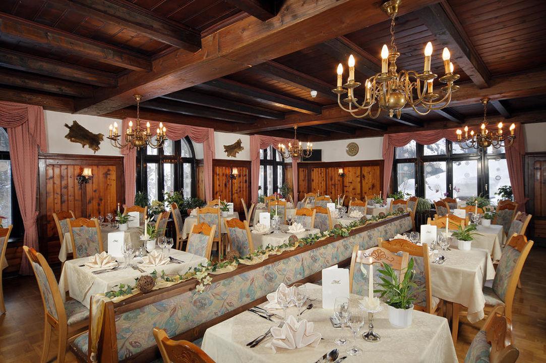 Speisesaal Hotel Madatsch