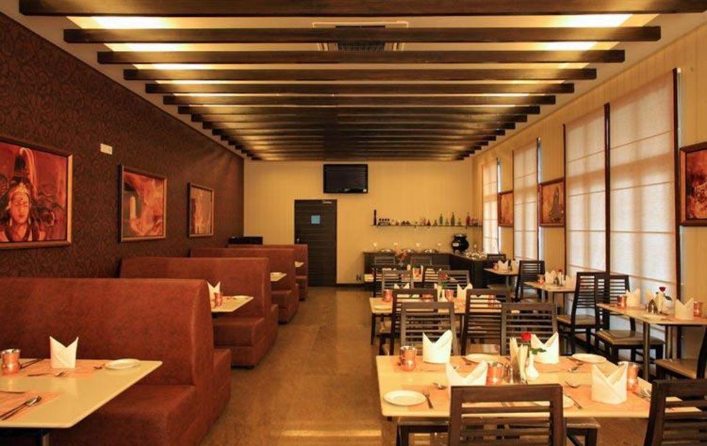 restaurant Hotel Arpanaa