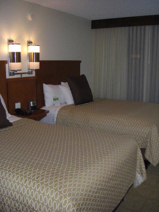 Der Schlafbereich Hotel Hyatt Place Fremont/Silicon Valley