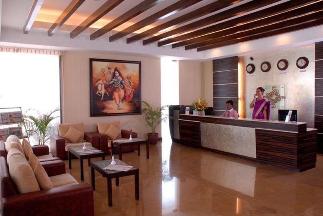 Lobby Hotel Arpanaa