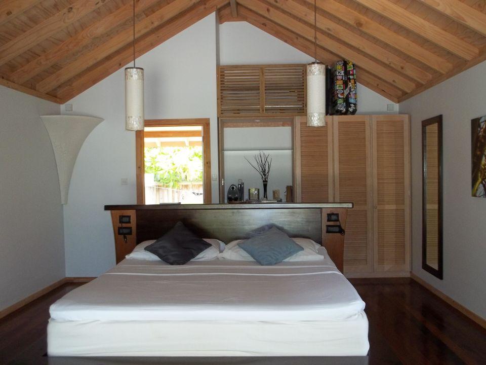 Quot O Beach Villa Innenansicht Quot Kuredu Island Resort Amp Spa In Hinnavaru Holidaycheck