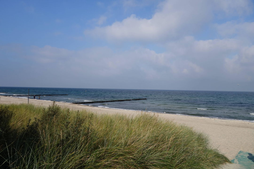 """Das Meer"" Pension Haus am Meer Graal Müritz"