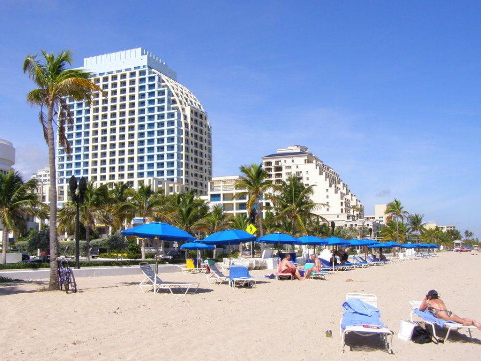 Strand Hotel Hilton Fort Lauderdale Beach Resort
