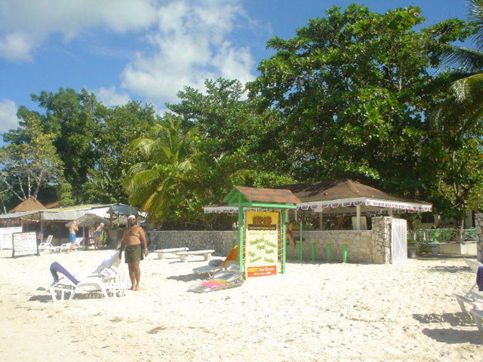 Rondel Village, Strand and Poolbar /Negril Hotel Rondel Village
