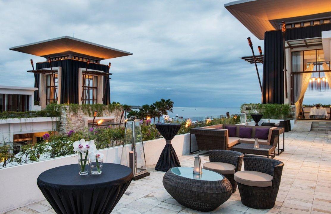 Sky Deck at Sakala Bali The Sakala Resort Bali
