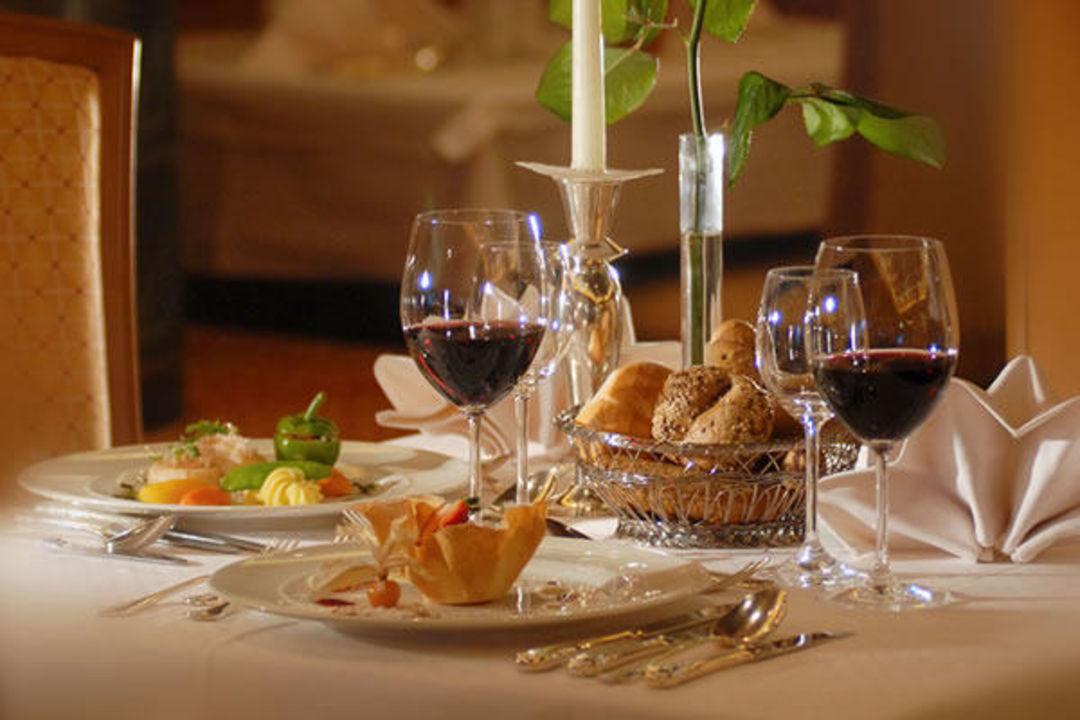Restaurant Hotel Alpenhof