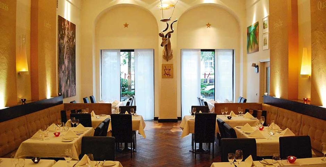 Restaurant M Hotel De France Wiesbaden Holidaycheck Hessen