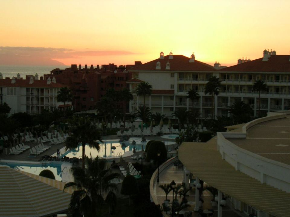 Sonnenuntergang Hotel Riu Arecas - Adults only