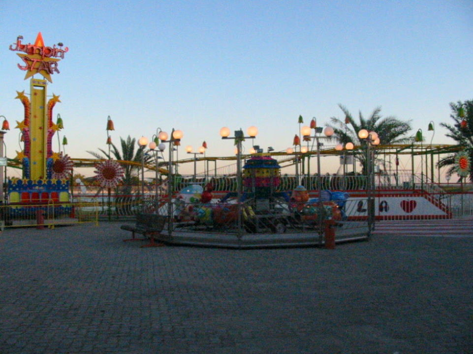 Lunapark 1 Hotel Khalidiya Palace Rayhaan by Rotana