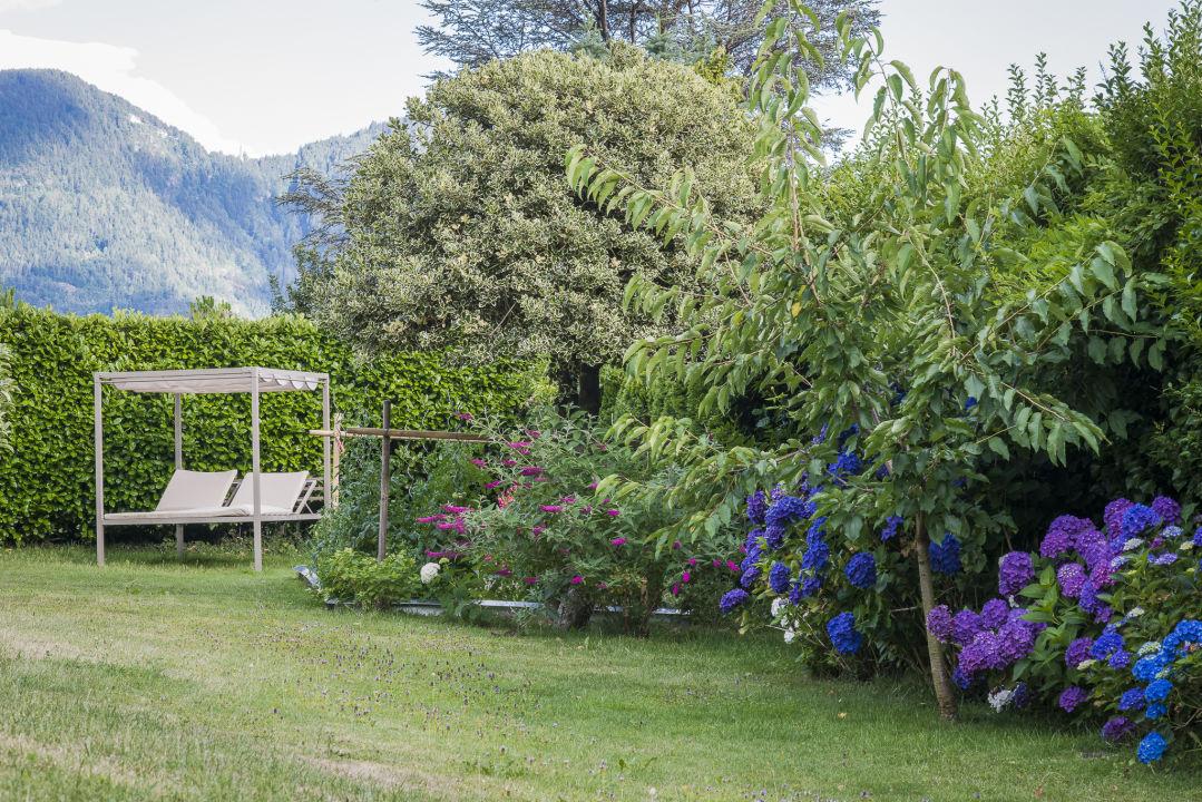 Gartenanlage Garni-Hotel Minigolf