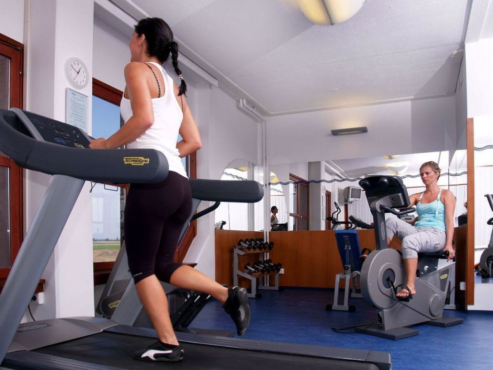Premier fitness Danubius Hotel Bük