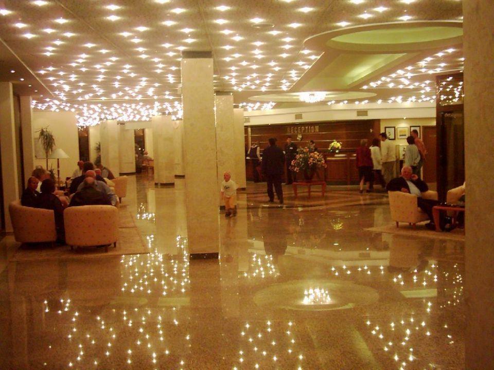 Lobby vom Riviera Beach Hotel Hotel Riviera Beach