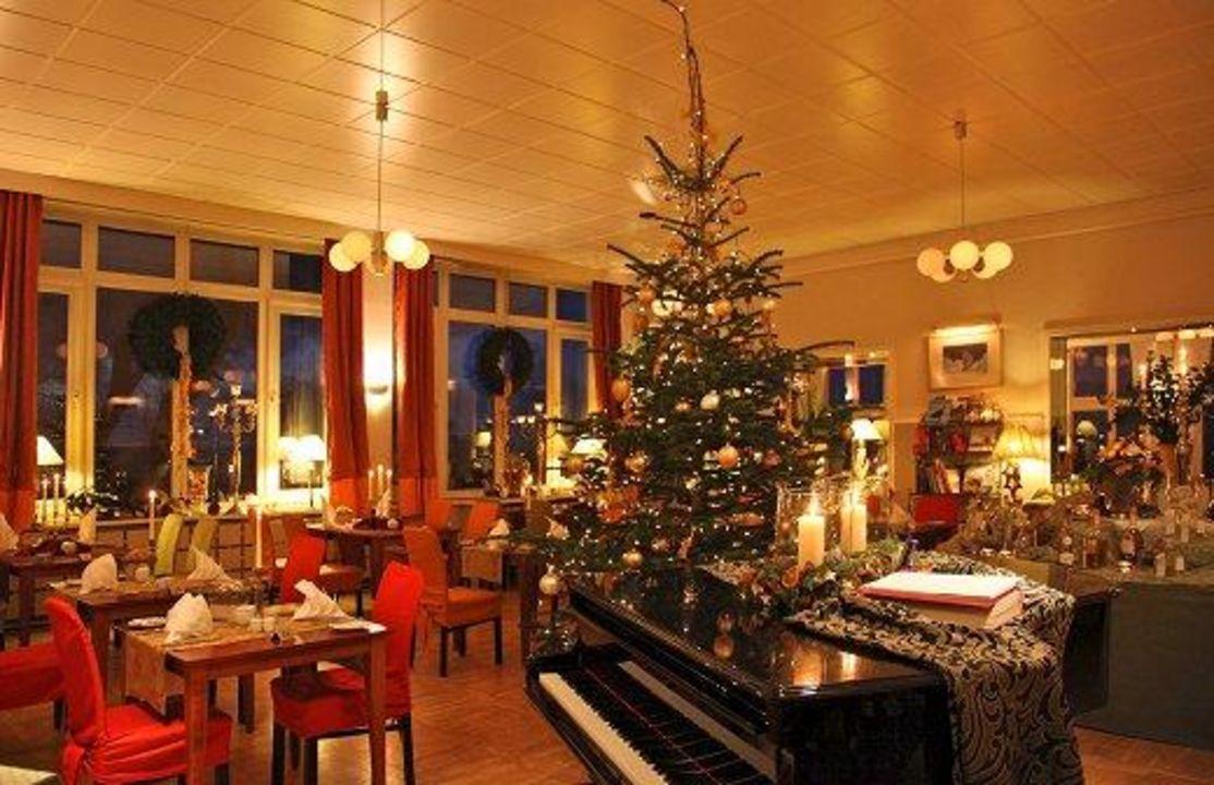 weihnachten hotel