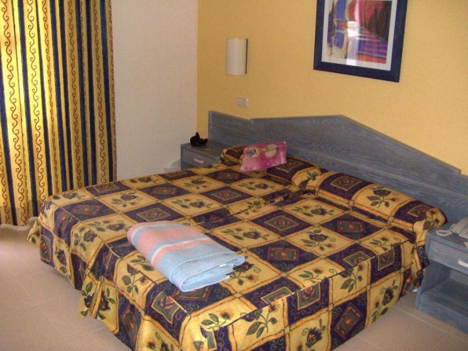 Unser Hotelzimmer AluaSoul Mallorca Resort - Adults only