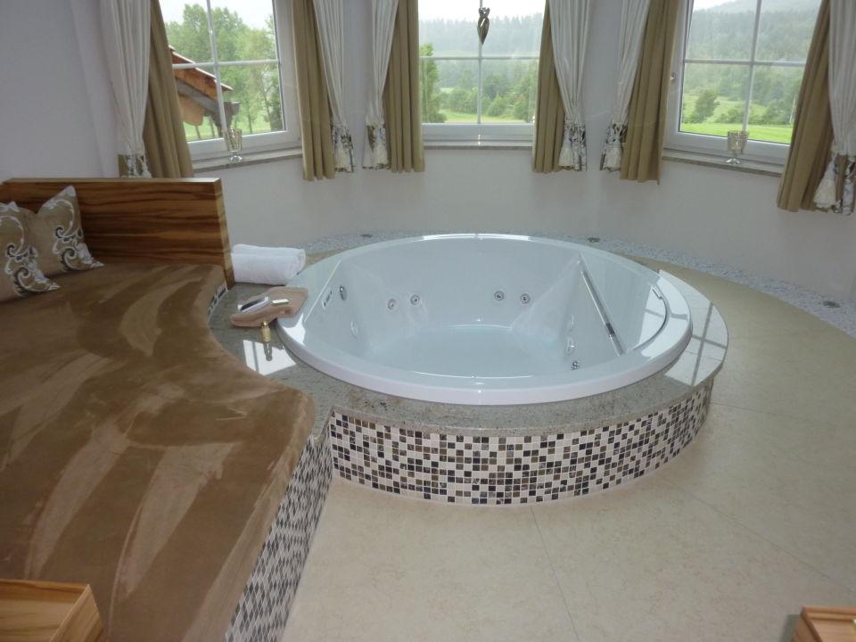 Romantik Suite Whirlpool Hotel Mooshof Bodenmais Holidaycheck