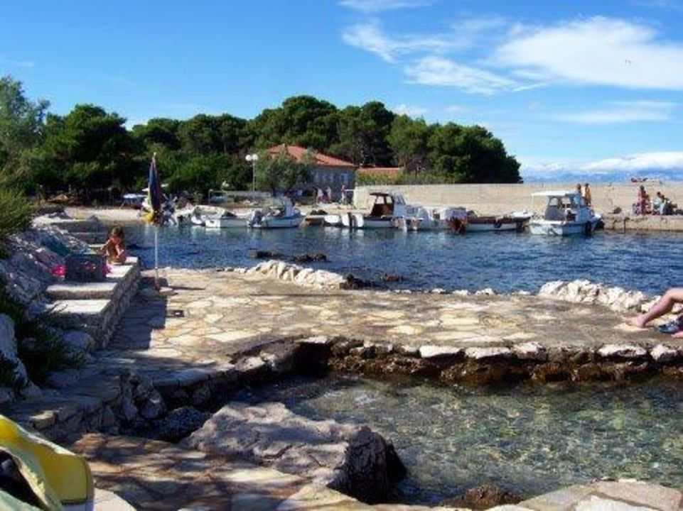 Plaża Hotel Villa Stari Dvor