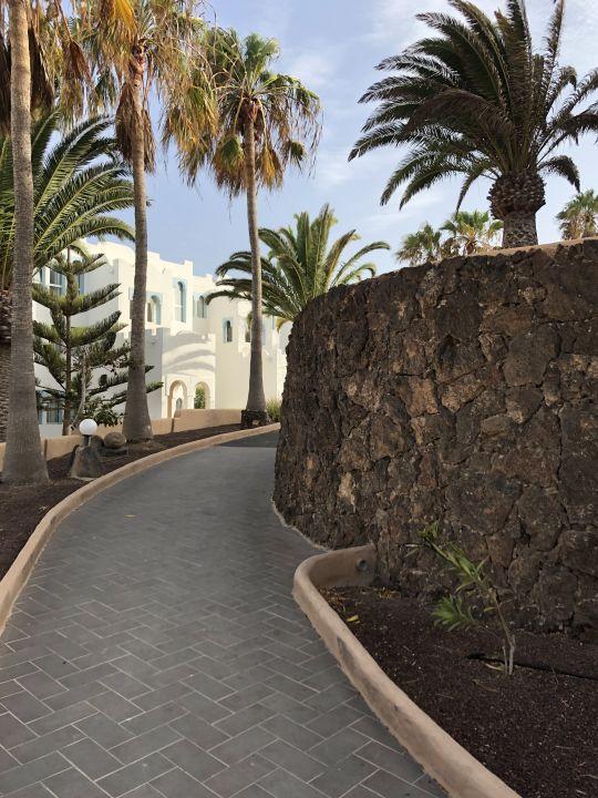 Gartenanlage Sotavento Beach Club