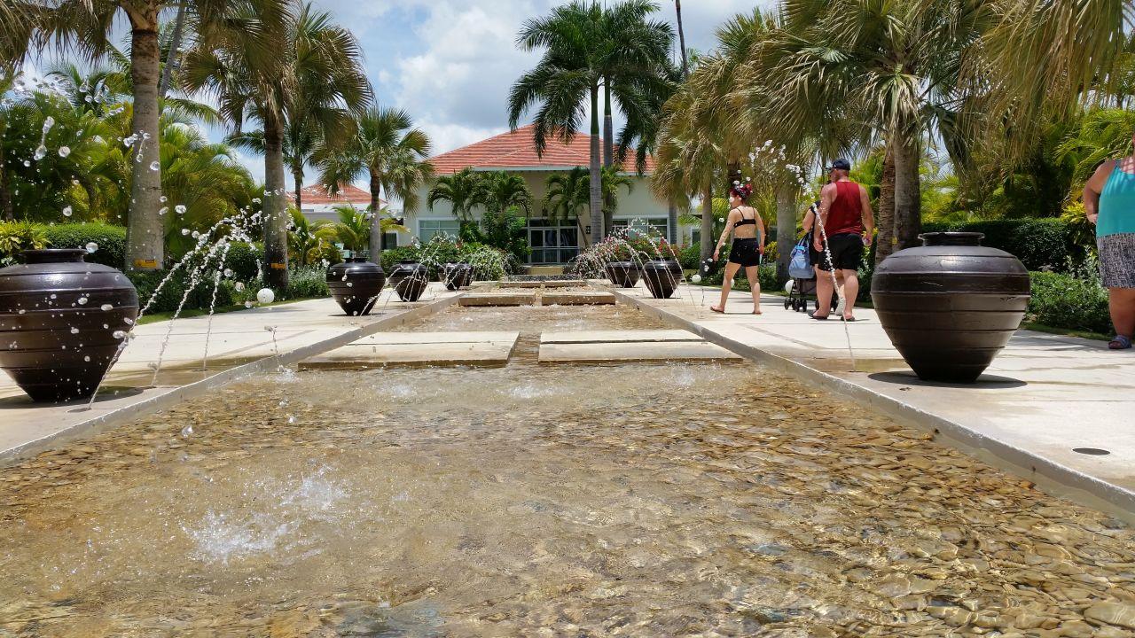 Gartenanlage Now Larimar Punta Cana