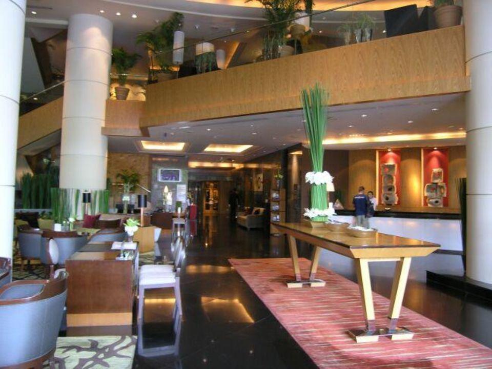 Sofitel Silom - Lobby im Erdgeschoß Hotel Pullman Bangkok Hotel G
