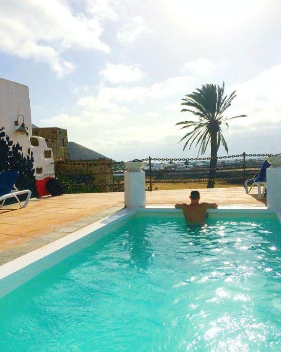 Pool Finca Casa de Hilario