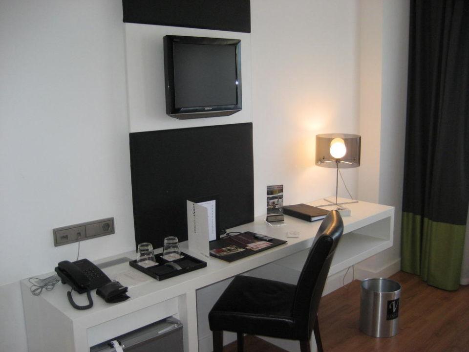 Zimmer 615 Hotel Vincci Málaga