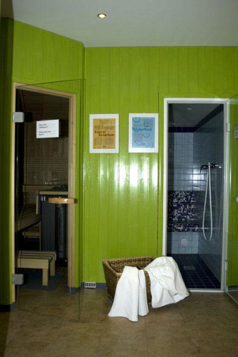 Wellnessbereich Das Landhaus Apartments Prägant