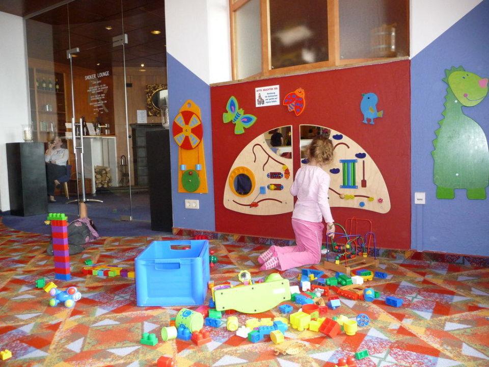 Kinder Treffpunkt Reiters Reserve Finest Family Hotel
