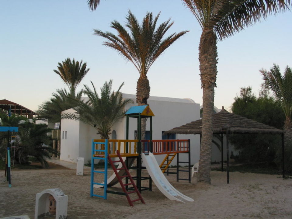 Kinderspielplatz Hotel Meninx