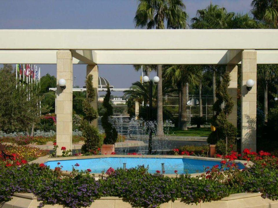 Eingangsbereich Dome Beach Hotel & Resort