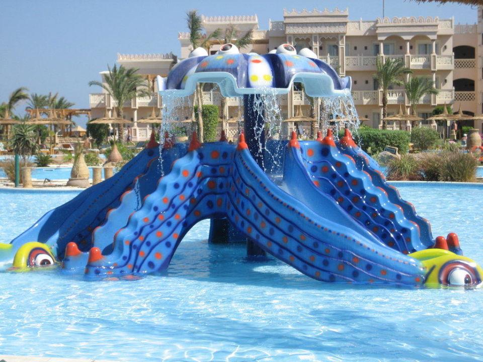 Kinderpool Albatros Palace Resort