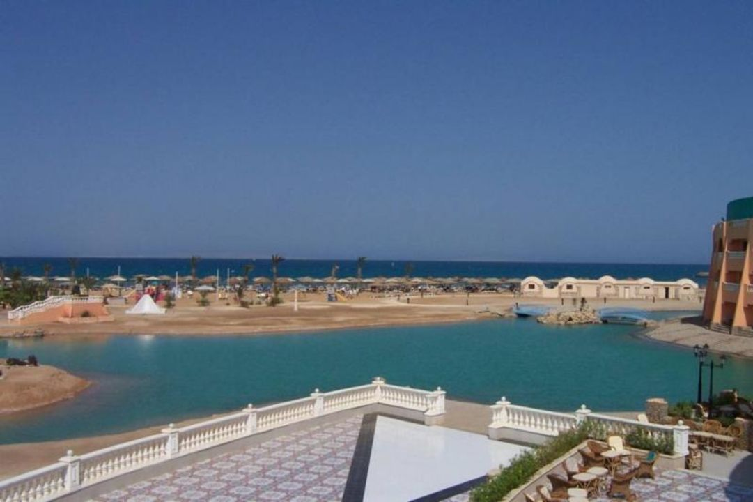 Strandbild - Hurghada Holel Golden 5 Golden 5 The Club Hotel by Princess Egypt Hotels