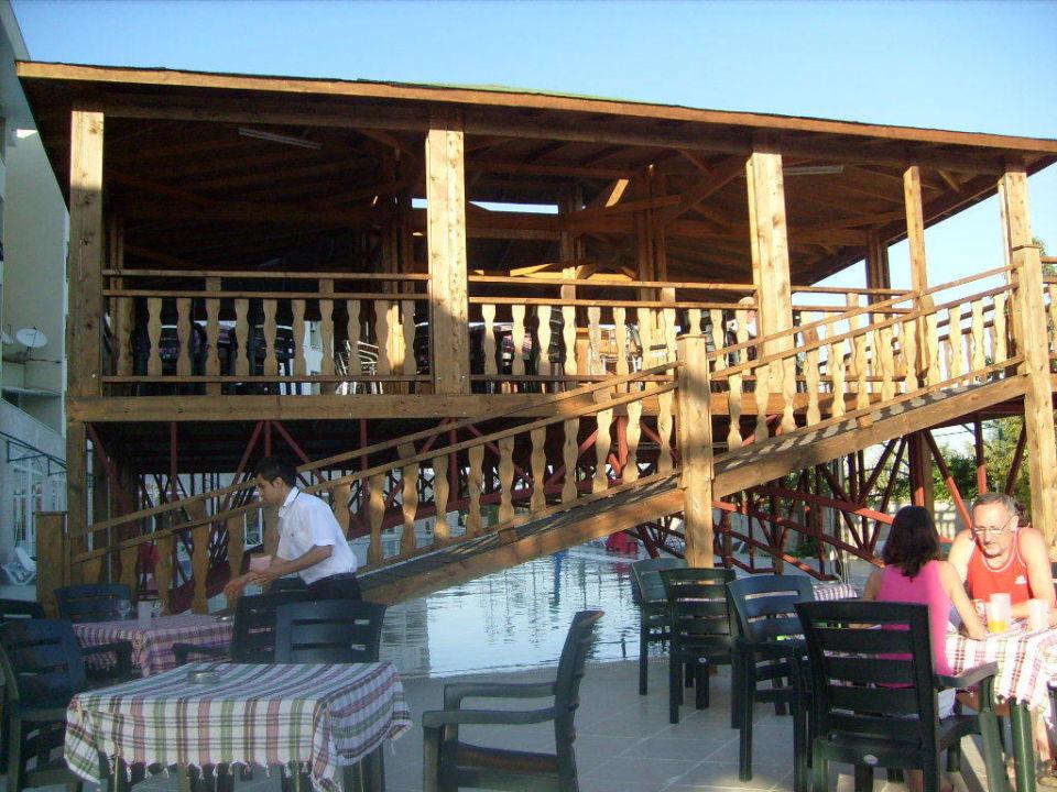 Poolbar Side Royal Paradise Hotel