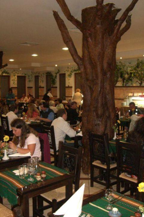 Das bulgarische Restaurant HVD Clubhotel Miramar